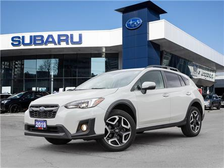 2019 Subaru Crosstrek Limited CVT w-EyeSight Pkg >>No accident<< (Stk: 18386B) in Toronto - Image 1 of 23