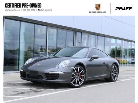 2015 Porsche 911 Carrera Coupe (991) w/ PDK (Stk: U9531) in Vaughan - Image 1 of 27