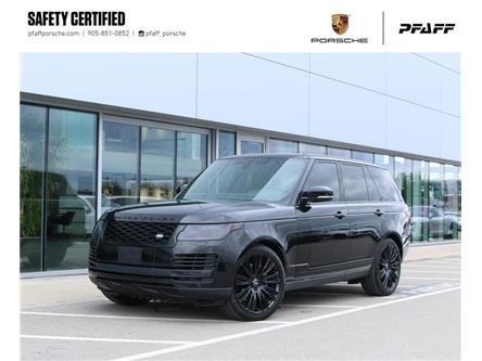 2020 Land Rover Range Rover 5.0L V8 Supercharged P525 HSE SWB (Stk: U9561) in Vaughan - Image 1 of 30
