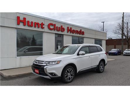 2016 Mitsubishi Outlander GT (Stk: B00283A) in Gloucester - Image 1 of 26