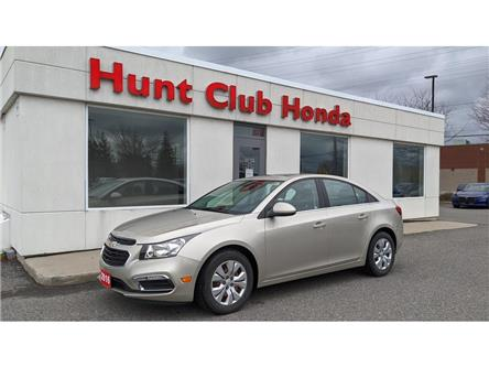 2016 Chevrolet Cruze Limited 1LT (Stk: 7691A) in Gloucester - Image 1 of 23