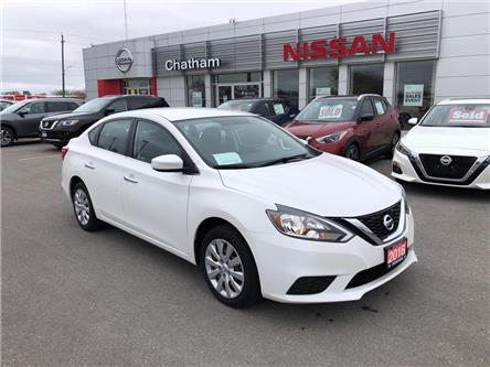 2016 Nissan Sentra 1.8 S (Stk: T8364A) in Chatham - Image 1 of 20