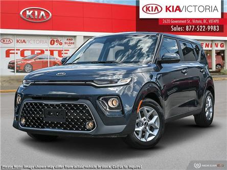 2021 Kia Soul EX (Stk: SO21-330) in Victoria - Image 1 of 23