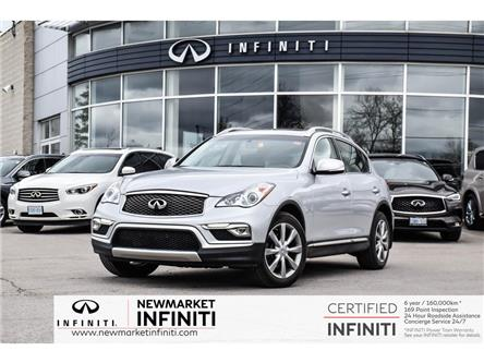 2017 Infiniti QX50 Base (Stk: UI1515) in Newmarket - Image 1 of 29