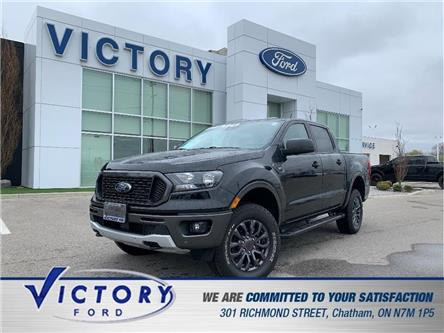 2020 Ford Ranger XLT (Stk: V10475CAP) in Chatham - Image 1 of 27