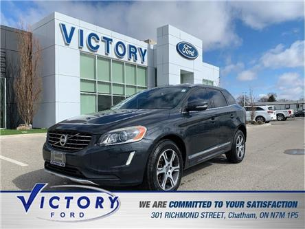 2015 Volvo XC60 T6 Premier Plus (Stk: V3189A) in Chatham - Image 1 of 26