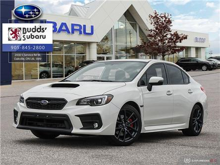 2018 Subaru WRX Sport-tech (Stk: X21108A) in Oakville - Image 1 of 30