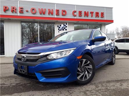 2016 Honda Civic EX (Stk: 11212A) in Brockville - Image 1 of 30