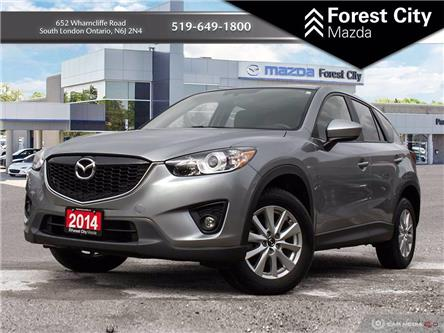 2014 Mazda CX-5 GS (Stk: MW0176) in London - Image 1 of 34