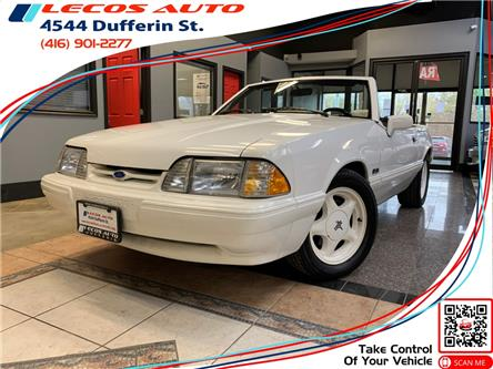 1993 Ford Mustang LX (Stk: 186913) in Toronto - Image 1 of 23