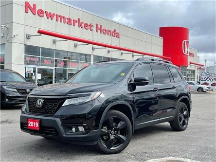 2019 Honda Passport Touring (Stk: 19-1115) in Newmarket - Image 1 of 23