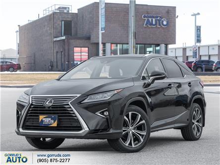 2017 Lexus RX 350 Base (Stk: 082316) in Milton - Image 1 of 23