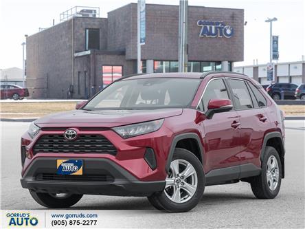 2019 Toyota RAV4 LE (Stk: 007188) in Milton - Image 1 of 19