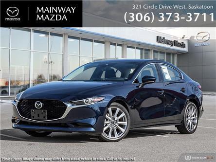 2021 Mazda Mazda3 GT w/Premium Package (Stk: M21275) in Saskatoon - Image 1 of 22