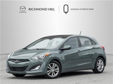 2014 Hyundai Elantra GT GL (Stk: 21-231A) in Richmond Hill - Image 1 of 19