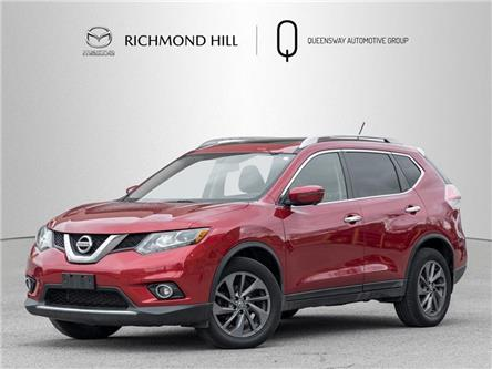2016 Nissan Rogue SL Premium (Stk: 21-233A) in Richmond Hill - Image 1 of 21