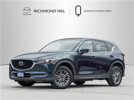 2018 Mazda CX-5 GS (Stk: 21-267A) in Richmond Hill - Image 1 of 21