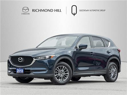 2018 Mazda CX-5 GX (Stk: 21-337A) in Richmond Hill - Image 1 of 19