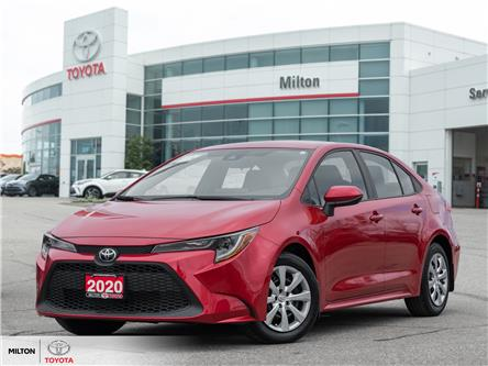 2020 Toyota Corolla LE (Stk: 050924) in Milton - Image 1 of 20