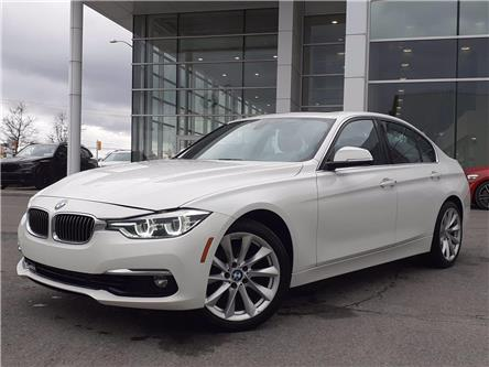 2017 BMW 3 Series 330i xDrive | SUNROOF | NAVI | LEATHER | (Stk: P9806) in Gloucester - Image 1 of 25
