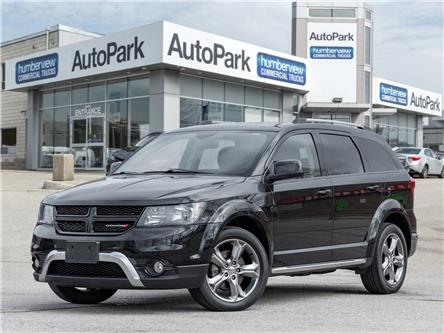 2016 Dodge Journey Crossroad (Stk: APR7708A) in Mississauga - Image 1 of 21