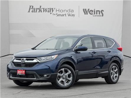 2017 Honda CR-V EX (Stk: 17217A) in North York - Image 1 of 22