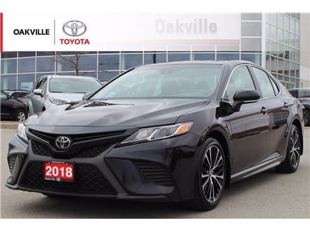 2018 Toyota Camry SE (Stk: LP5532) in Oakville - Image 1 of 18