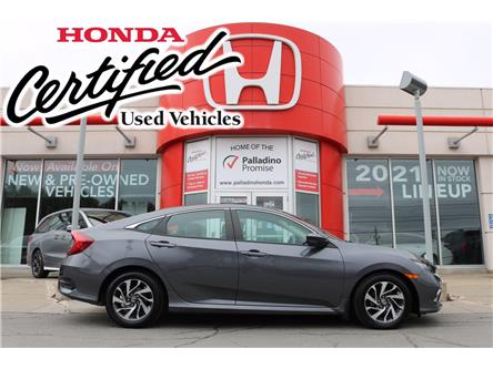 2019 Honda Civic EX (Stk: 23116A) in Greater Sudbury - Image 1 of 36