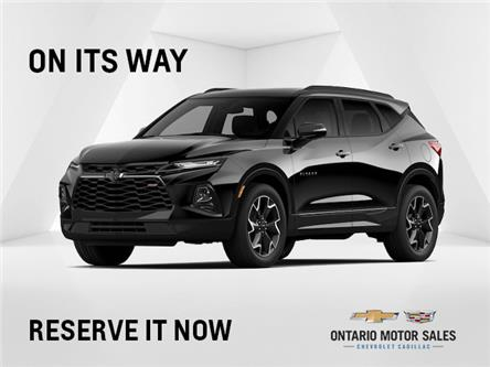 2021 Chevrolet Blazer RS (Stk: F-ZMBKXR) in Oshawa - Image 1 of 6