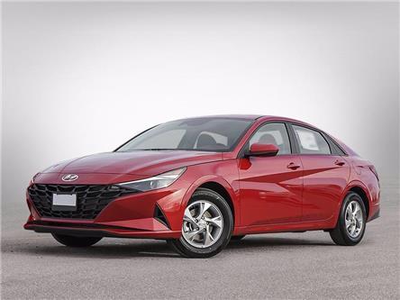 2021 Hyundai Elantra Essential (Stk: D10647) in Fredericton - Image 1 of 23