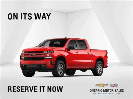 2021 Chevrolet Silverado 1500 LT Trail Boss (Stk: F-ZNTBRR) in Oshawa - Image 1 of 6