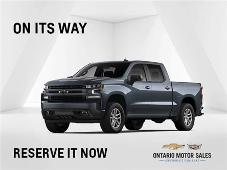 2021 Chevrolet Silverado 1500 LT Trail Boss (Stk: F-ZNTBMT) in Oshawa - Image 1 of 6