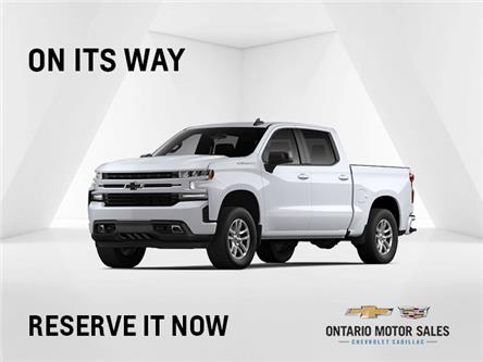 2021 Chevrolet Silverado 1500 Custom Trail Boss (Stk: F-ZNSZSB) in Oshawa - Image 1 of 6