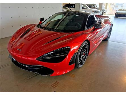 2018 McLaren 720S Performance Coupe (Stk: C0140) in Vancouver - Image 1 of 6