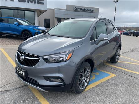 2019 Buick Encore Sport Touring (Stk: 43167) in Strathroy - Image 1 of 10