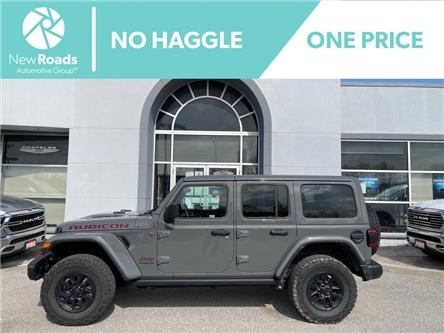 2019 Jeep Wrangler Unlimited Rubicon (Stk: 25438P) in Newmarket - Image 1 of 12