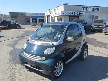 2006 Smart Fortwo Pulse (Stk: ) in Kamloops - Image 1 of 18