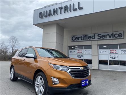 2018 Chevrolet Equinox Premier (Stk: 21044A) in Port Hope - Image 1 of 19