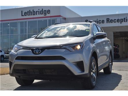 2018 Toyota RAV4 LE (Stk: UT4955A) in Lethbridge - Image 1 of 24
