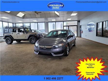 2018 Honda Civic LX (Stk: 034682) in Dartmouth - Image 1 of 20