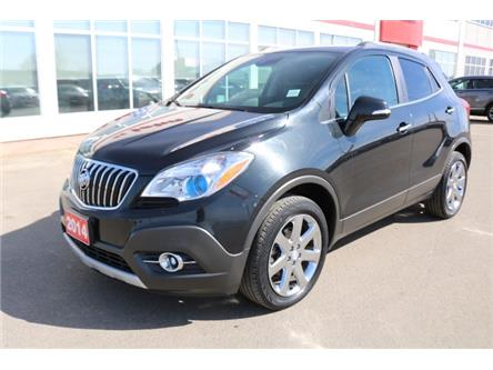 2014 Buick Encore Premium (Stk: U1242) in Fort St. John - Image 1 of 19