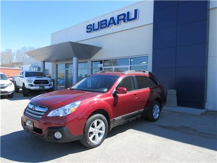 2013 Subaru Outback 2.5i Convenience Package (Stk: 32047U) in Cranbrook - Image 1 of 16