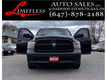 2016 RAM 1500 ST (Stk: ) in Ajax - Image 1 of 18