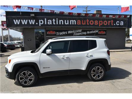 2016 Jeep Renegade Limited (Stk: PP952) in Saskatoon - Image 1 of 29