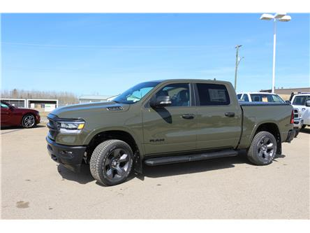2021 RAM 1500 Big Horn (Stk: MT055) in Rocky Mountain House - Image 1 of 30