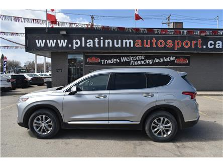 2020 Hyundai Santa Fe Essential 2.4  w/Safety Package (Stk: PP964) in Saskatoon - Image 1 of 28