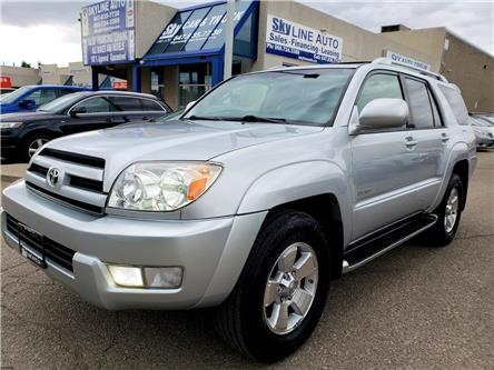 2004 Toyota 4Runner Limited V6 (Stk: ) in Concord - Image 1 of 22