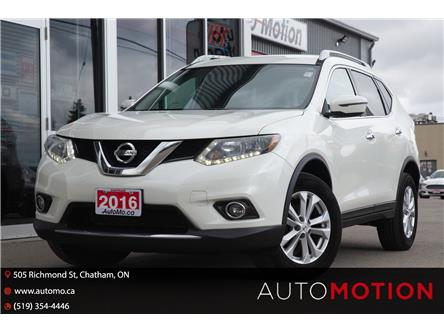 2016 Nissan Rogue  (Stk: 21519) in Chatham - Image 1 of 24