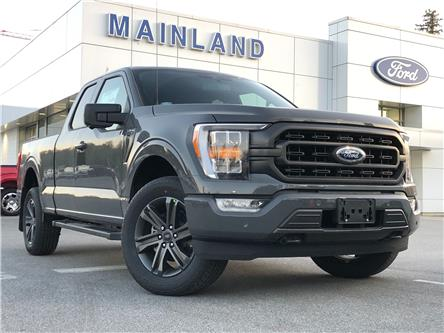 2021 Ford F-150 XLT (Stk: 21F11501) in Vancouver - Image 1 of 30