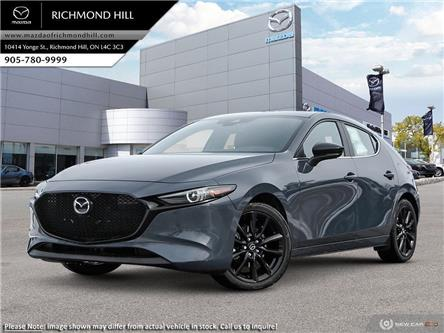 2021 Mazda Mazda3 Sport GT w/Turbo (Stk: 21-370) in Richmond Hill - Image 1 of 22